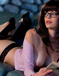 Bree Daniels has a favorite book of erotica, but it's a story whose end she can never seem to reach. Every time she opens its covers, the sexual